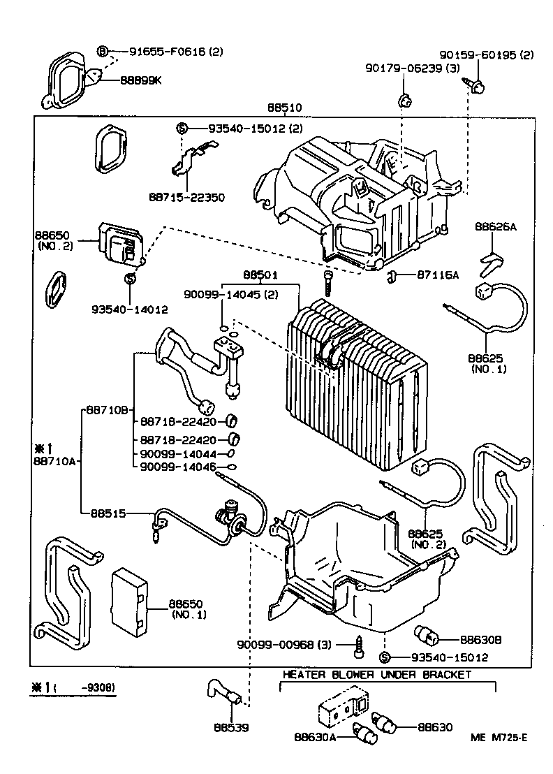 1992 Toyota Cressida Wiring Diagram Electrical Diagrams Fuse Box Ac Circuit And Hub U2022 Mitsubishi Montero