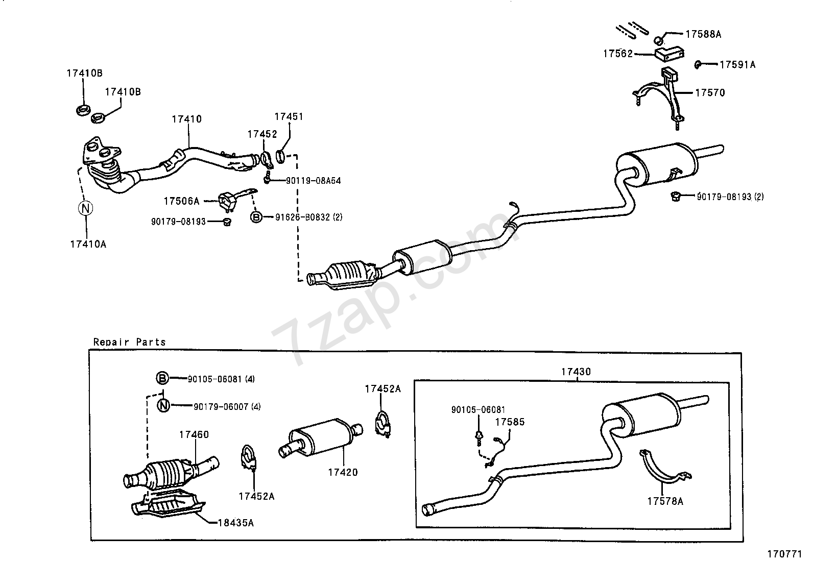 1989 Toyota Exhaust Diagram Electrical Wiring Camry 1993 Mr2 Trusted Schematics Powerstroke
