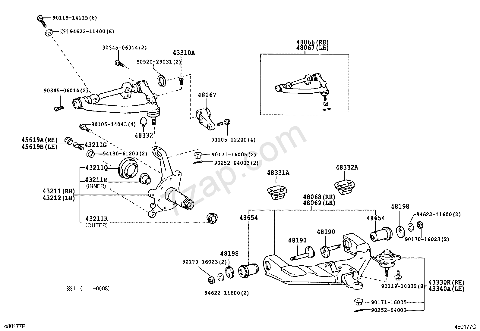 2008 Toyota Sienna Front Suspension Diagram Electrical Wiring Diagrams For Explained