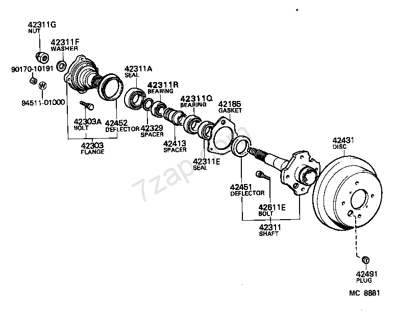 1995 Ford F 150 Rear Axle Diagram Trusted Wiring Diagrams