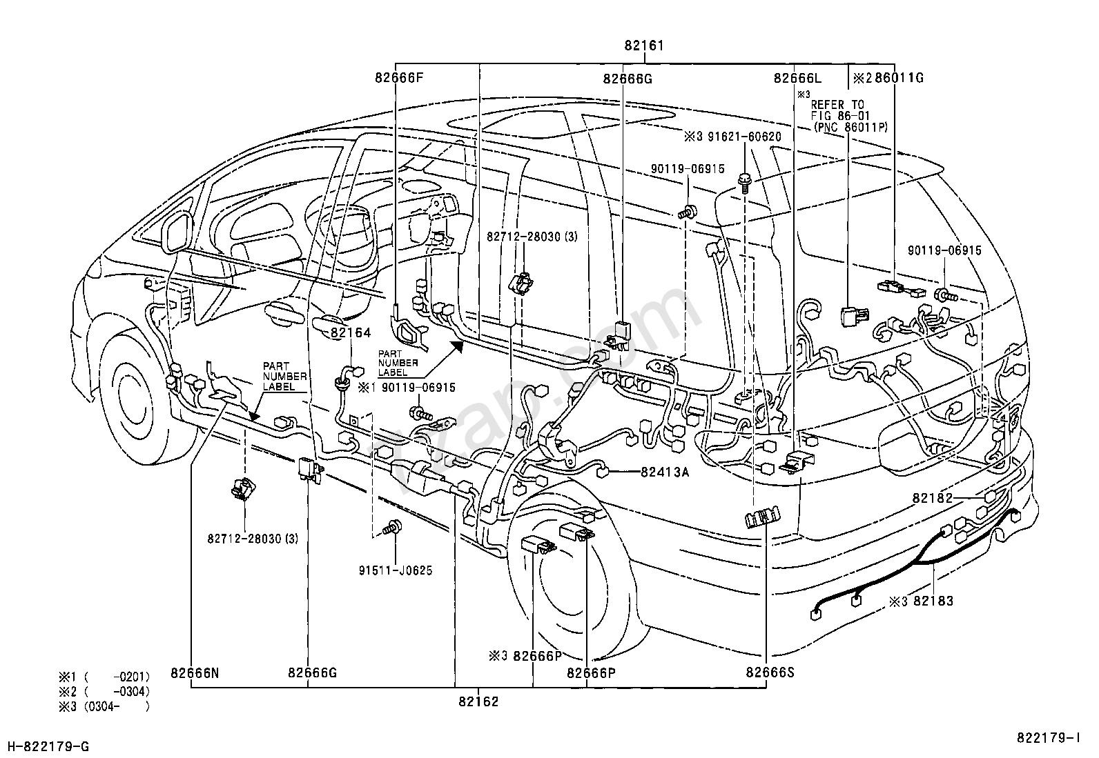 toyota sienna van fuse box location  toyota  auto wiring diagram