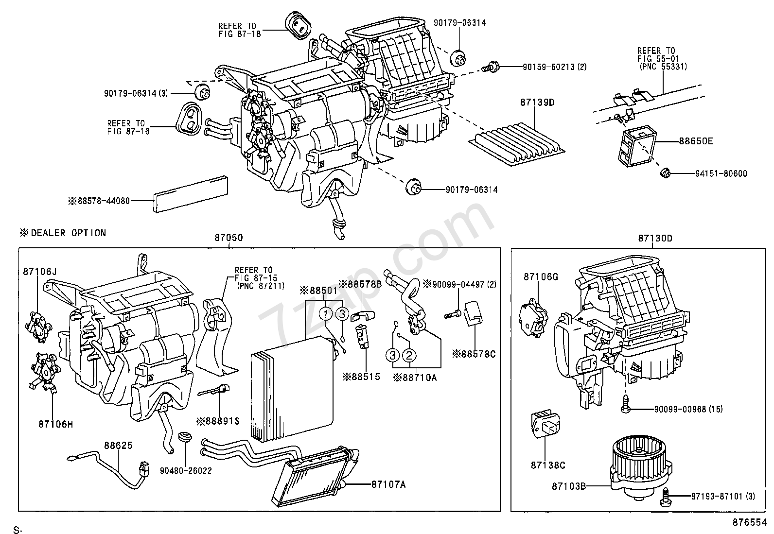 heating air conditioning cooler unit front manual air rh toyota 7zap com toyota picnic service manual pdf toyota picnic manual 1997