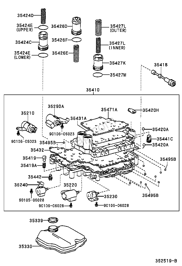 4t80e Wiring Diagram Great Installation Of Transmission Harness 6l80 4l80e