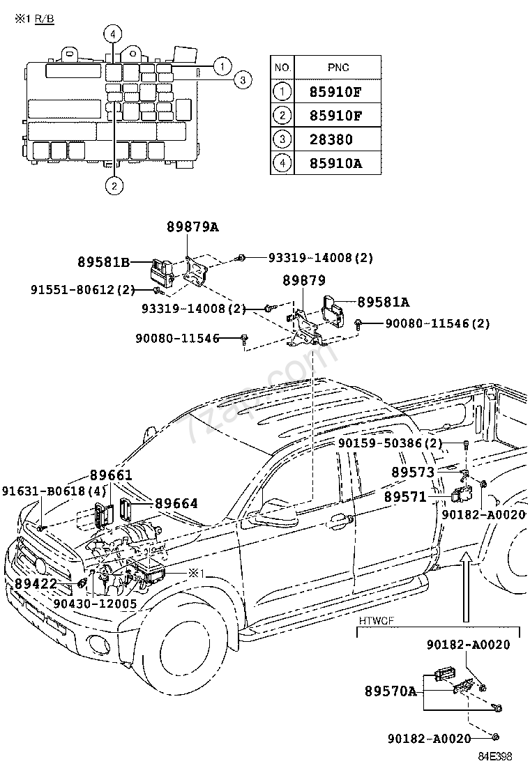 Electronic fuel injection system 1308 upk5usk5 toyota electronic fuel injection system 1308 upk5usk5 toyota tundragsk5uck5upk5usk5 north america publicscrutiny Image collections
